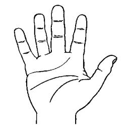 Рука Земли